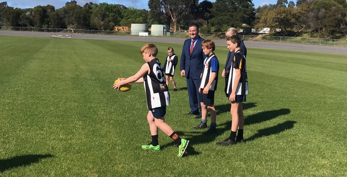 Castlemaine Football and Netball Club Juniors