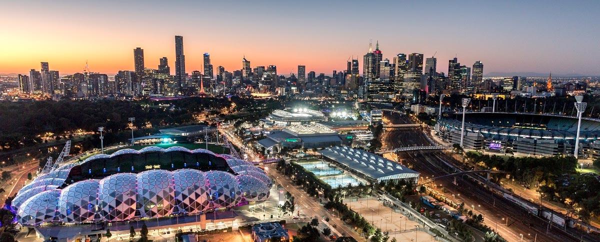 Melbourne Sports Precinct