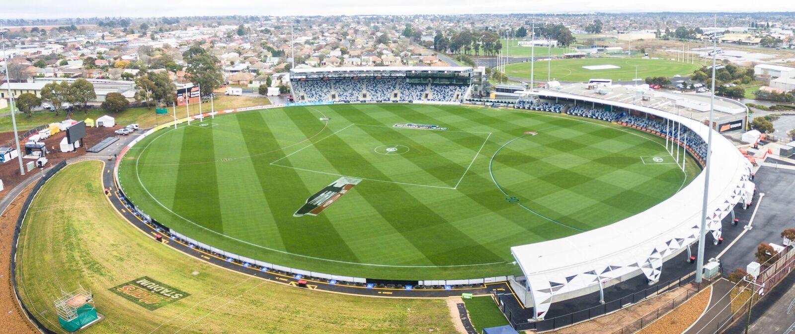 Mars Stadium Ballarat